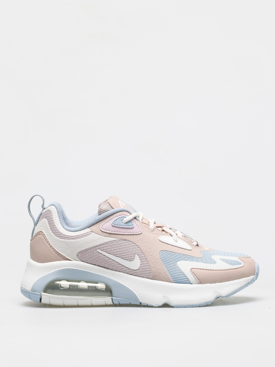 nike air max 200 barely rose