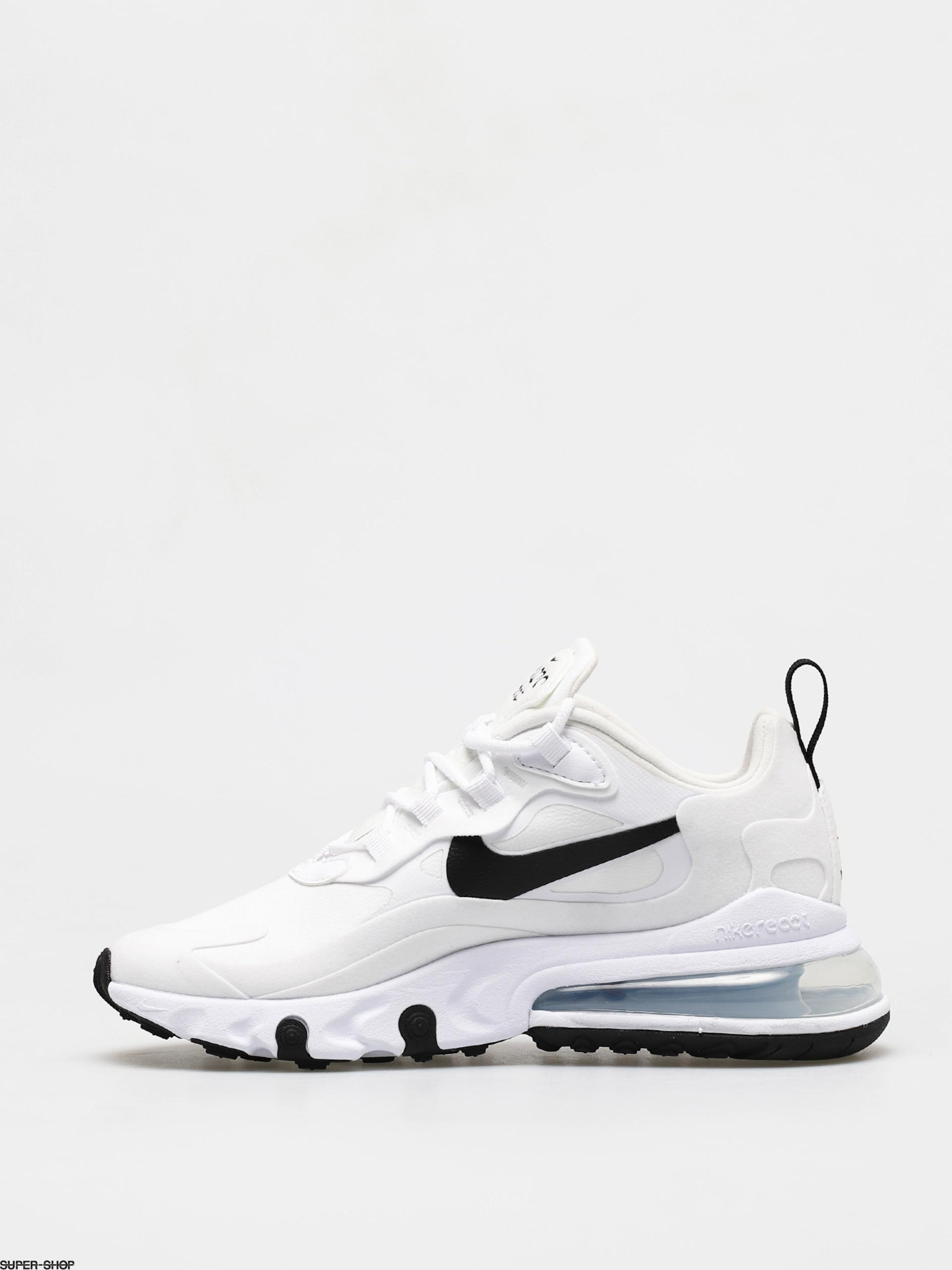 Nike Air Max 270 React Shoes Wmn (white