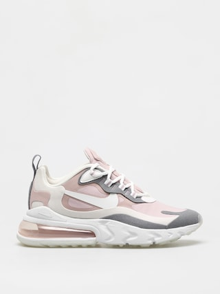 Nike Air Max 270 React Shoes Wmn (plum chalk/summit white stone mauve)