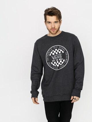 Vans Og Checker Sweatshirt (black heather)