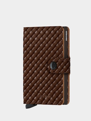 Secrid Miniwallet Wallet (basket brown)