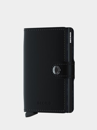 Secrid Miniwallet Wallet (matte black)