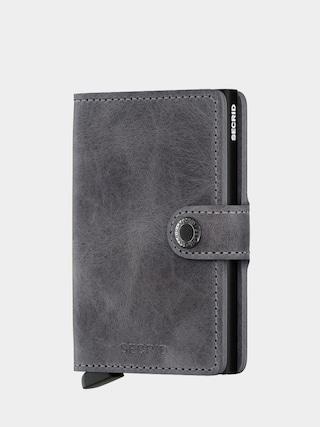 Secrid Miniwallet Wallet (vintage grey)