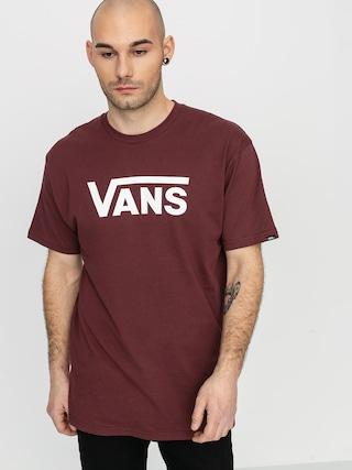 Vans Classic T-shirt (port royale/white)