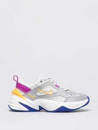 Nike M2K Tekno Shoes Wmn (lt smoke grey/photon dust vivid purple)