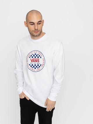 Vans Og Checker Longsleeve (white)