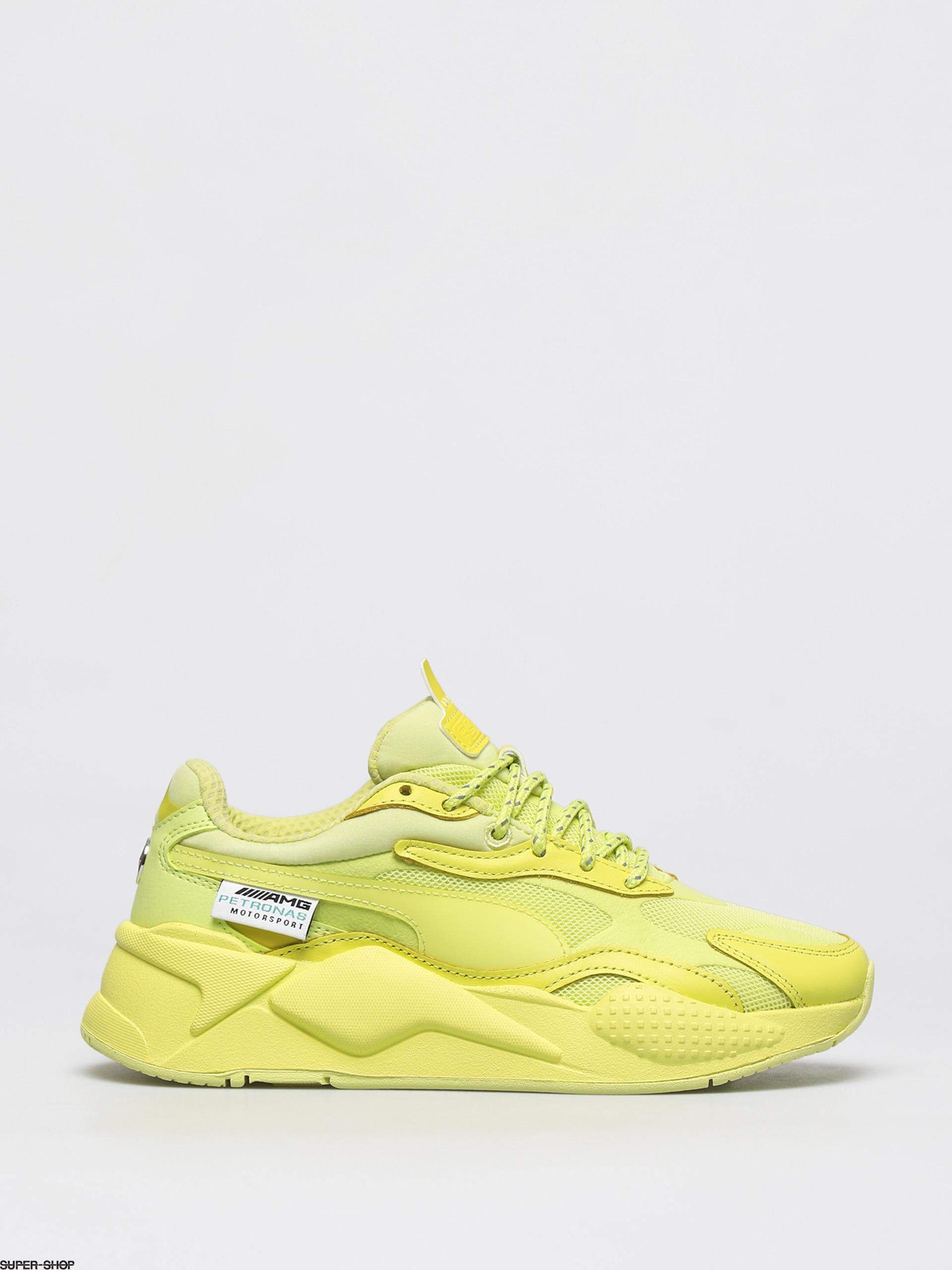Puma Mapm Rs X Shoes (sunny lime)