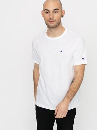 Champion Premium Crewneck 214674 T-shirt (wht)