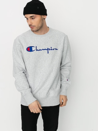 Champion Premium Crewneck Sweatshirt 215160 Sweatshirt (loxgm)