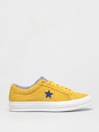 Converse One Star Ox Chucks (banana yellow)