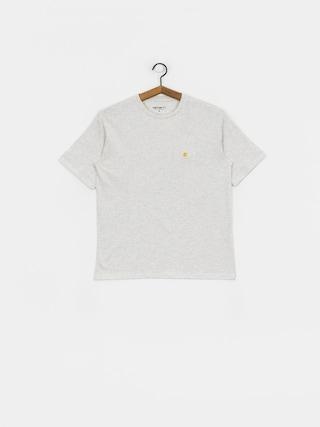 Carhartt WIP Chasy T-shirt Wmn (ash heather/gold)