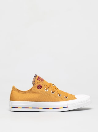 Converse Chuck Taylor All Star Pinstripe Ox Chucks Wmn (light yellow)