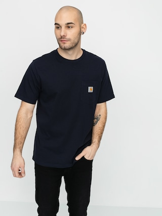 Carhartt WIP Pocket T-shirt (dark navy)