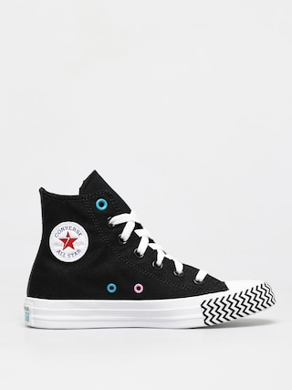 Converse Chuck Taylor All Star Vltg Hi Chucks Wmn (black)