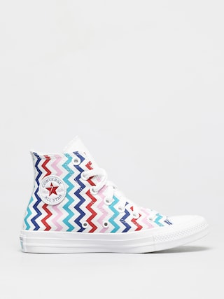 Converse Chuck Taylor All Star Vltg Hi Chucks Wmn (optical white)