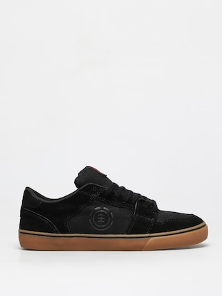 Element Heatley Shoes (black gum red)