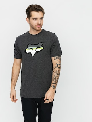 Fox Head Strike Tech T-shirt (htr blk)