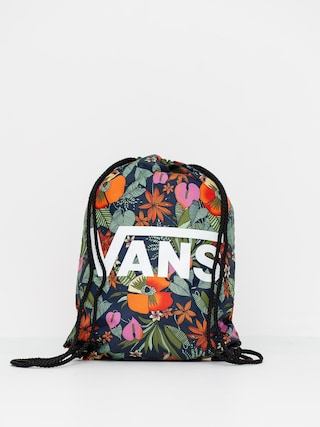 Vans Benched Backpack Wmn (multi tropic dress blues)