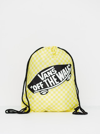 Vans Benched Backpack Wmn (lemon tonic checkerboard)