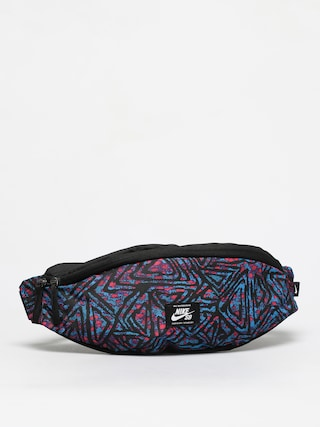 Nike SB Heritage Bum bag (black/laser blue/white)
