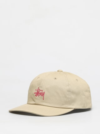 Stussy Stock Low Pro ZD Cap (khaki)