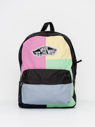 Vans Realm Backpack Wmn (checkwork)