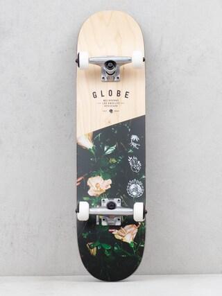 Globe G1 Insignia Skateboard (maple/thornbush)