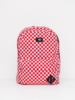 Vans Old Skool III Backpack (red check)