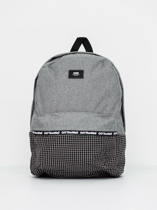 Vans Old Skool III Backpack (heather suiting/black)