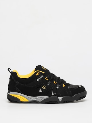 eS Symbol Shoes (black/yellow)