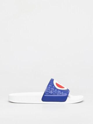 Champion Slide M Evo S20979 Flip-flops (wht/rbl)