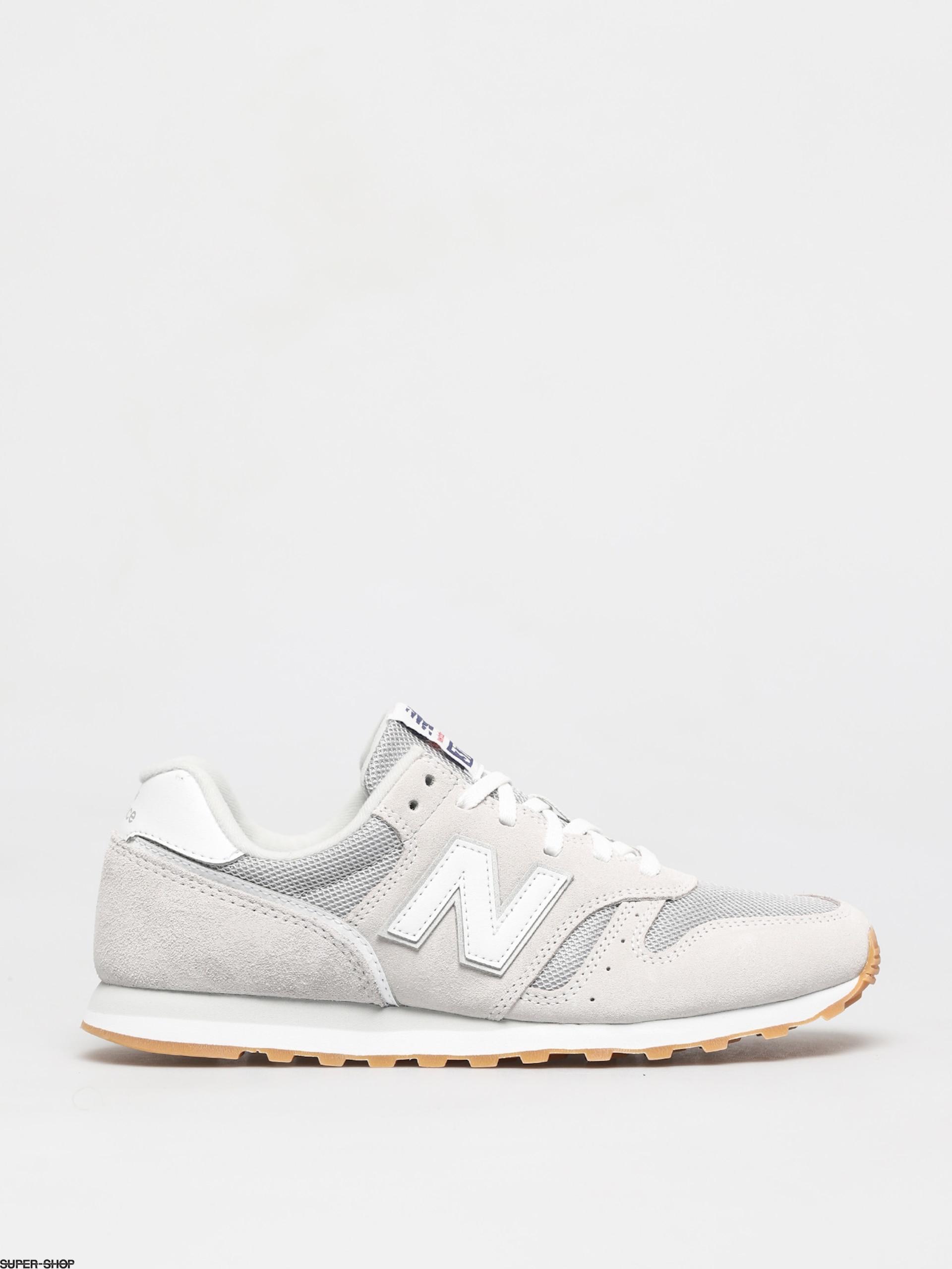 New Balance 373 Shoes (grey/white)