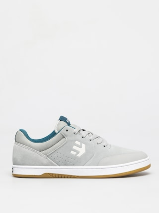 Etnies Marana Shoes (grey/white/green)
