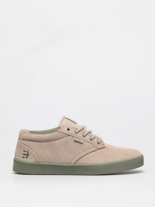 Etnies Jameson Mid Crank Shoes (tan/green)