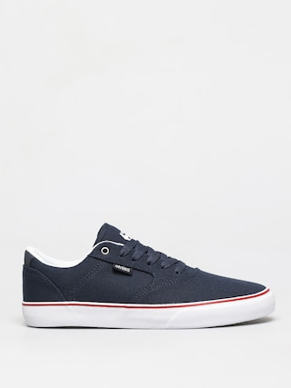 Etnies Blitz Shoes (navy/white/red)