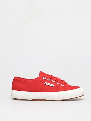 Superga 2750 Cotu Classic Shoes Wmn (red/white)