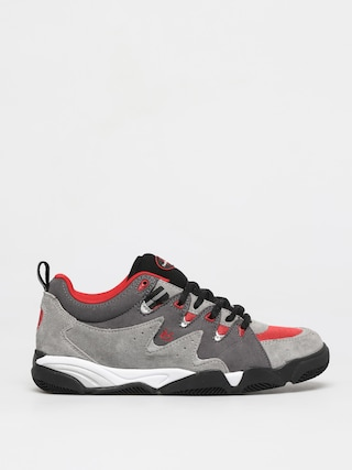 eS Symbol Shoes (grey/red)