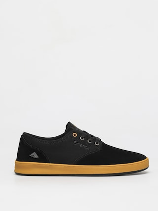 Emerica The Romero Laced Shoes (black/yellow)