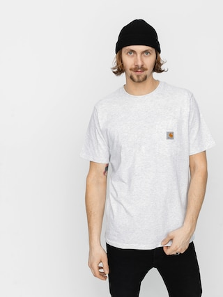 Carhartt WIP Pocket T-shirt (ash heather)