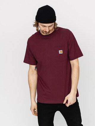 Carhartt WIP Pocket T-shirt (shiraz)