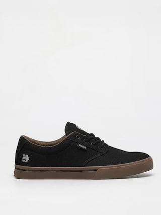 Etnies Jameson 2 Eco Shoes (black/charcoal/gum)