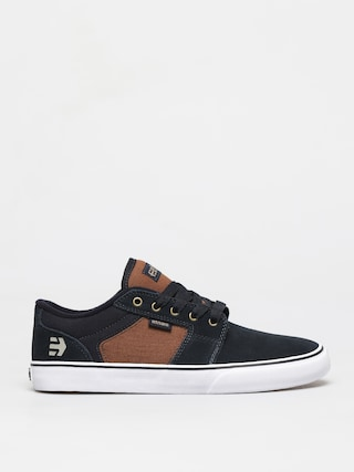 Etnies Barge Ls Shoes (navy/brown/white)