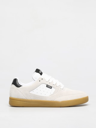 Etnies Veer Shoes (white/black/gum)