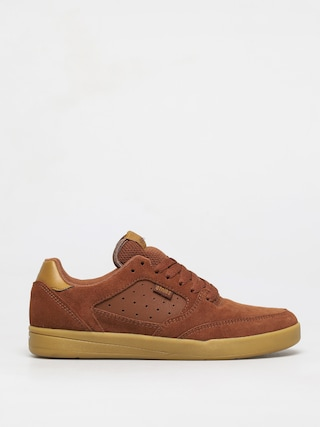 Etnies Veer Shoes (brown/gum)