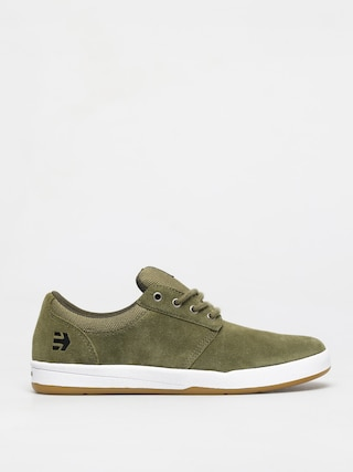 Etnies Score Shoes (olive/white/gum)