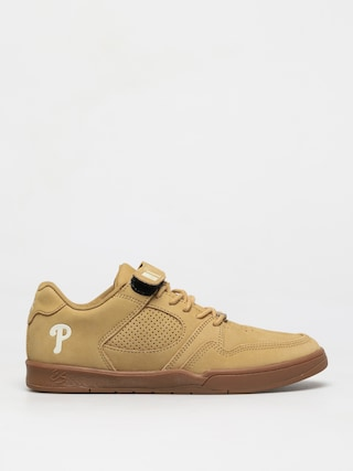 eS Accel Slim Plus Shoes (tan/gum)