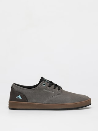 Emerica The Romero Laced Shoes (grey/blue/gum)