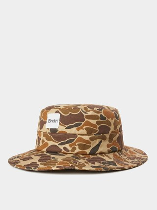 Brixton Gate Bucket Hat (duck camo)
