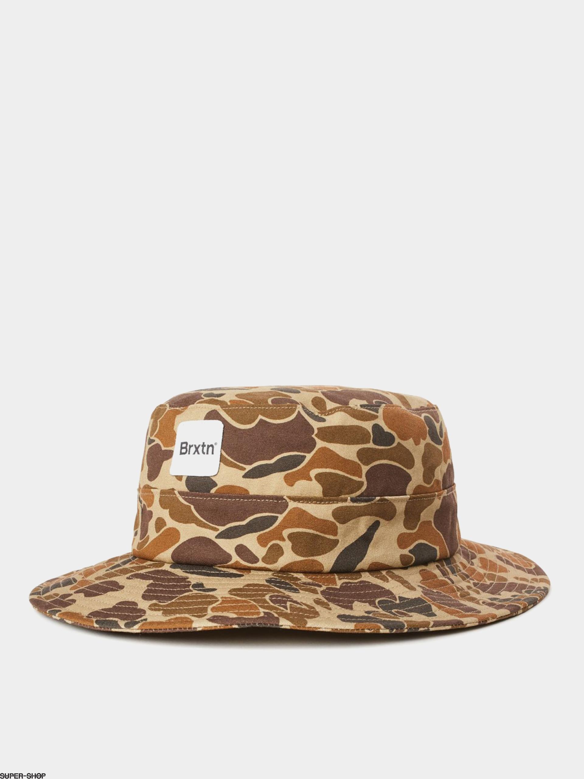 Brixton Gate Duck Camo Bucket Hat