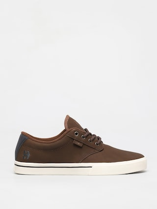 Etnies Jameson 2 Shoes (brown/navy)